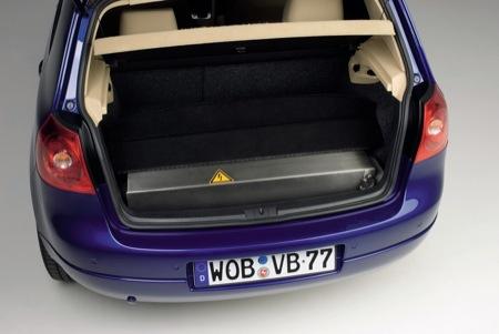 Volkswagen Golf Twin Drive, prototipo de híbrido plug-in
