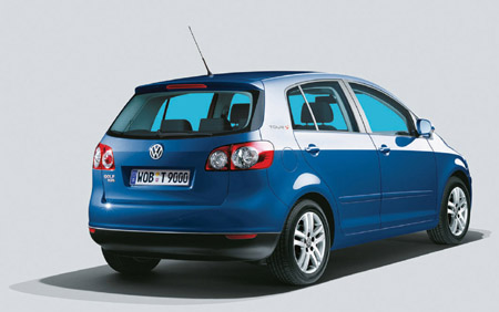 Serie Tour de Volkswagen para Europa