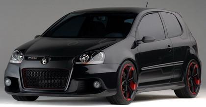 Preparaciones del Volkswagen Golf en el SEMA: R GTI y Thunder Bunny