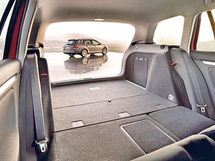 Volkswagen Golf V Variant, versión familiar para julio