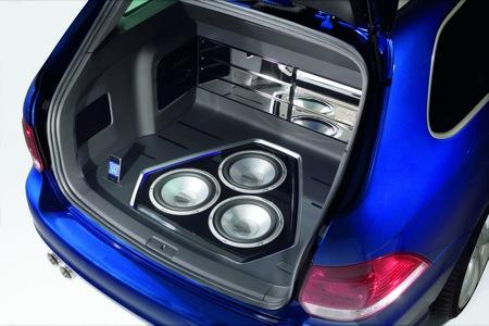 Volkswagen Golf Variant RaVe Concept, 2.0 TFSI de 270 Cv