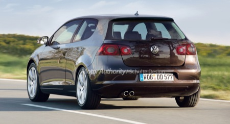 Volkswagen Golf VI a Paris 2008, con variantes Start & Stop