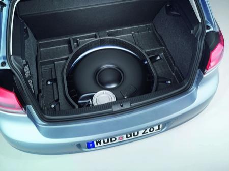 Volkswagen Golf Bi-Fuel, funciona con gasolina y GPL