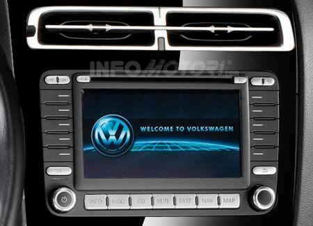 Nuevas recreacions del Volkswagen Golf VI 2008
