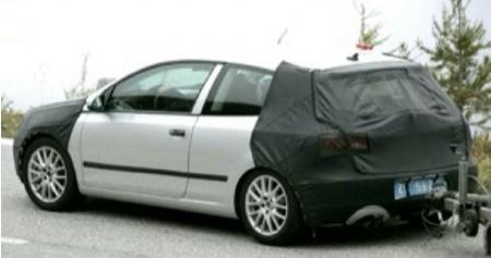 Volkswagen Golf VI, fotos espía y vídeo algo más claros
