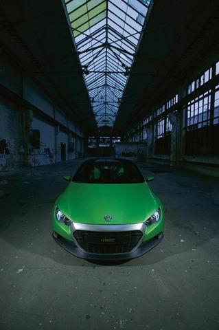Nuevas fotos e información del Volkswagen Scirocco