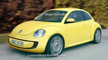 Vista al futuro, Volkswagen Beetle 2012