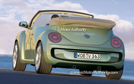 new vw beetle convertible 2012. The New Volkswagen Beetle 2012