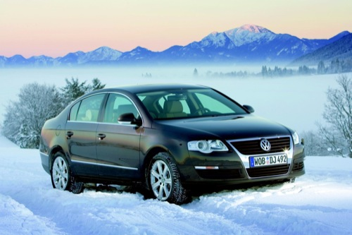 Volkswagen Passat 2009