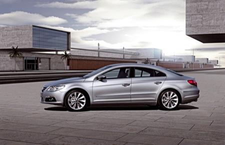Volkswagen Passat CC, precios confirmados y equipamiento