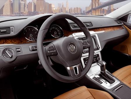 Volkswagen Passat CC, fotos oficiales