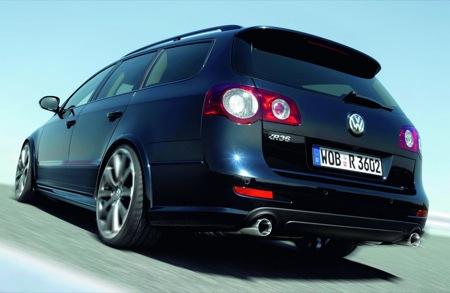 Volkswagen Passat R36 Styling Study