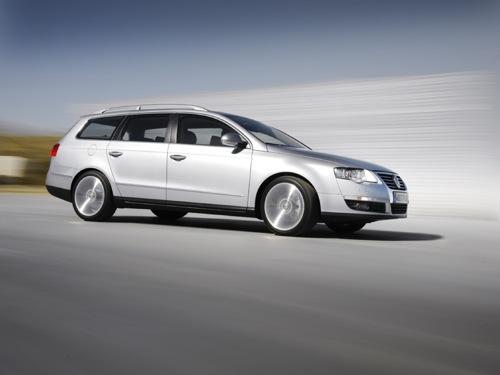 Volkswagen Passat Variant 2009