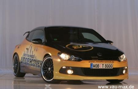 Volkswagen Scirocco 2.0 TSI Need for Speed