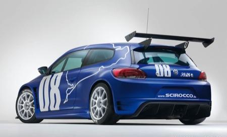 Volkswagen Scirocco GT24 Concept