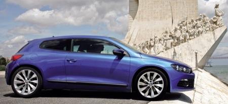 Volkswagen Scirocco, nuevas imágenes y los precios para Europa