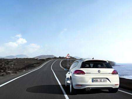 Volkswagen Scirocco, más fotos que incluyen el interior