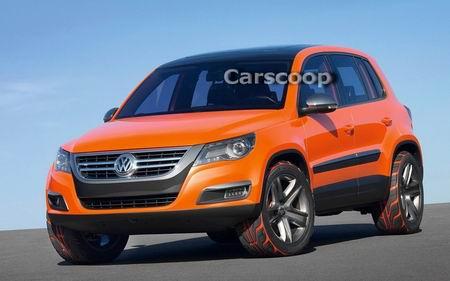 Volkswagen Tiguan, presentación oficial