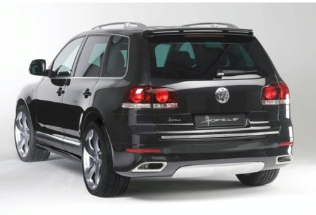 Volkswagen Touareg por Hofele