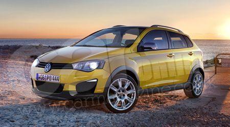 Adelanto de los futuros Volkswagen Touareg y Polo SUV