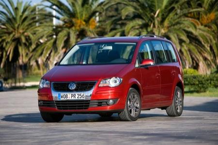 Volkswagen Touran, cambios en el equipamiento Edition
