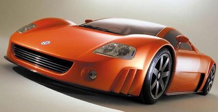 Fotografías y vídeo del Volkswagen W12 Nardo Concept