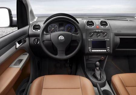 Volkswagen Caddy PanAmericana Study