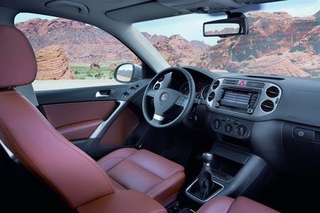 Volkswagen Tiguan, fotos oficiales