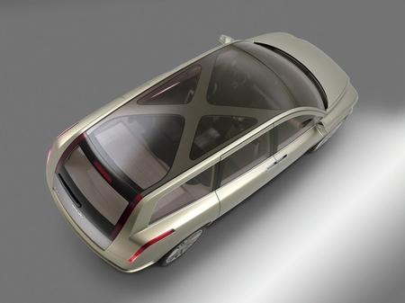 Volvo Versatile Concept Car VCC