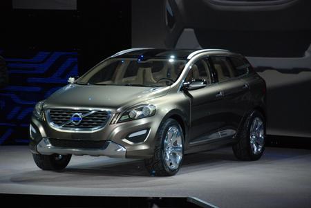 Volvo XC60 2009