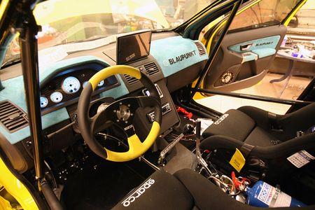 Volvo XC90 Gatebil Taxi, el sueco se desmadra