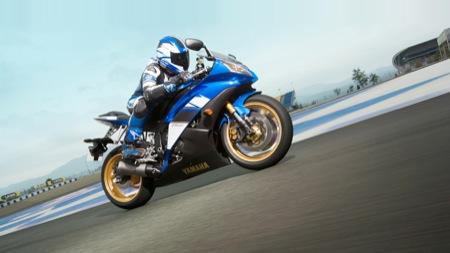 Yamaha YZF R6 2008, hasta 272 km/h con sólo 600 cc de cilindrada