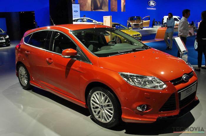 Ford Focus en 2012 con SYNC