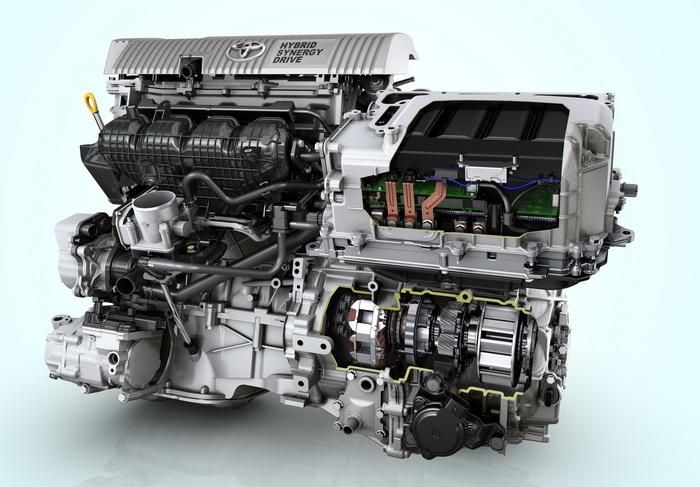 El Toyota Prius V es un éxito de ventas en Estados Unidos
