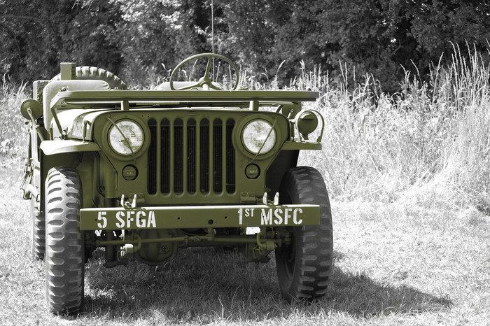Jeep M38A1 de 1.953