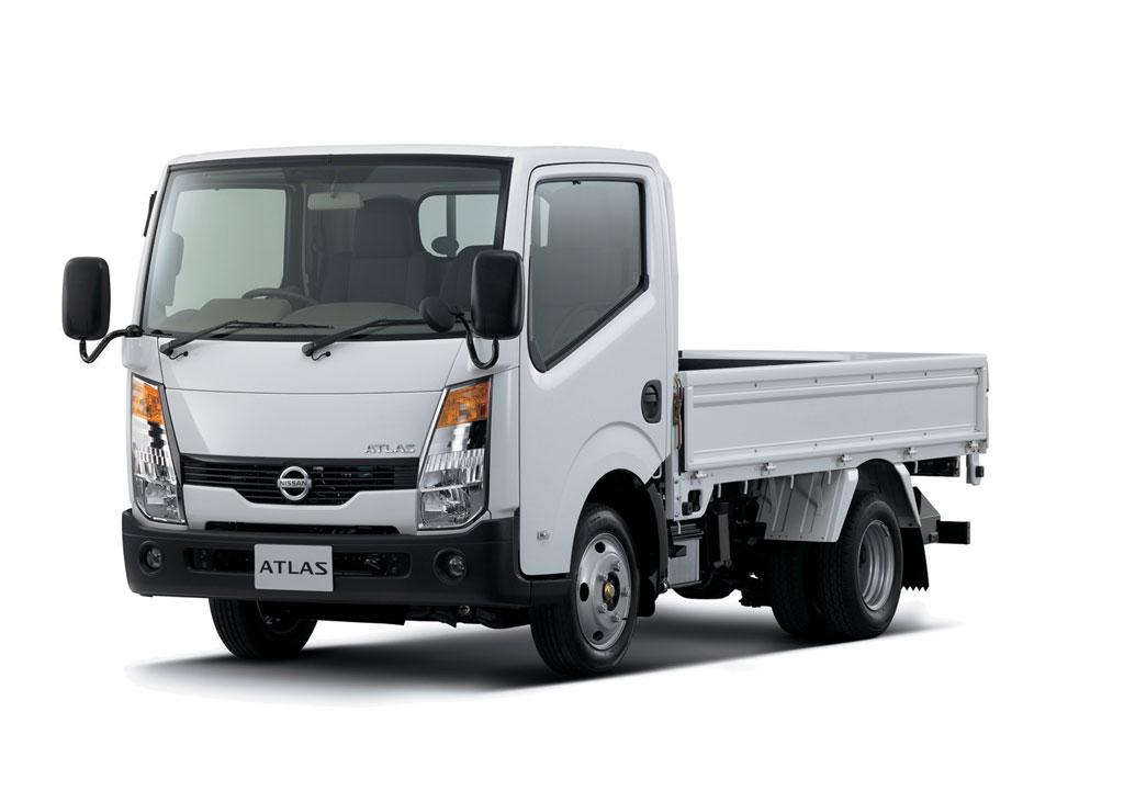 nissan extiende su gama de veh culos el ctricos es turno de los camiones y furgonetas tecmovia. Black Bedroom Furniture Sets. Home Design Ideas