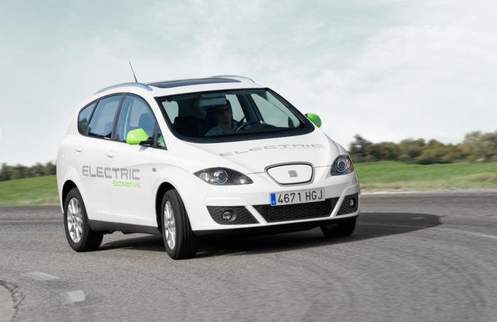 Seat Altea XL Electric Ecomotive y Seat Leon TwinDrive