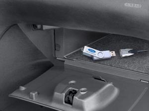 Los ford m s antiguos reciben usb gracias a usb music box tecmovia - Instalar puerto usb en coche ...