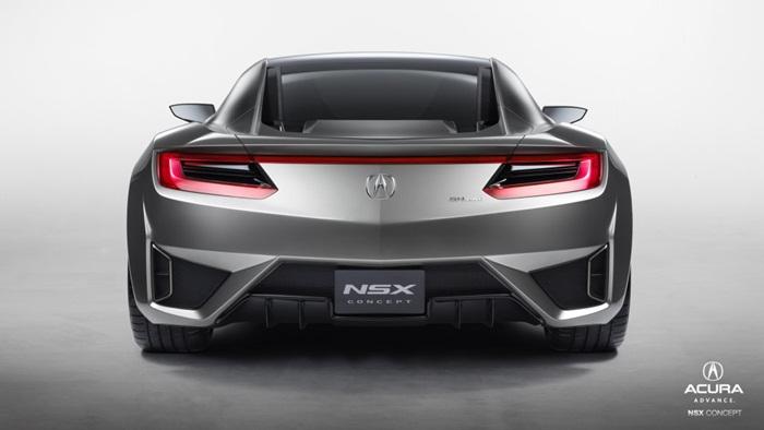 Honda NSX: la leyenda nipona vuelve en forma de deportivo híbrido on acura si, acura da, acura tsx, acura ls,
