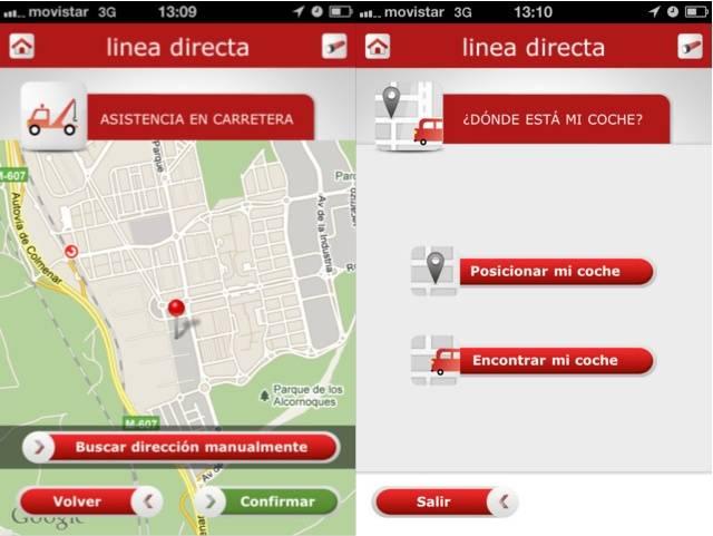 En ruta la aplicaci n de linea directa para tu smartphone tecmovia - Caser asistencia en carretera ...