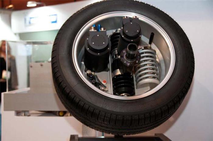 Michelin rueda activa