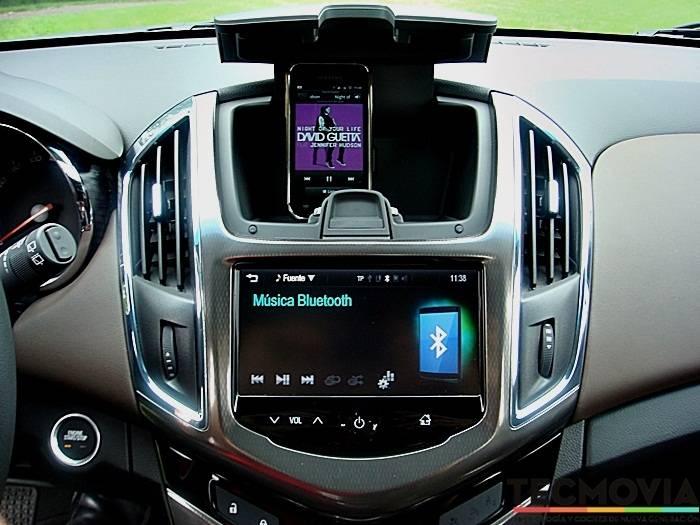 Chevrolet Mylink A Prueba Multimedia Y Multidispositivo En Pantalla