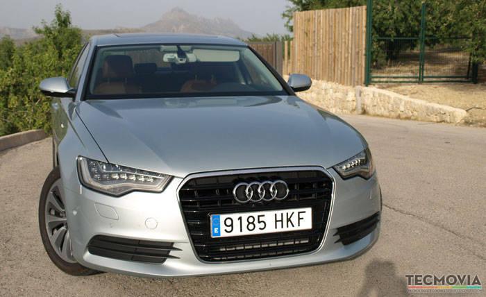 Audi A6 Hybrid, exterior