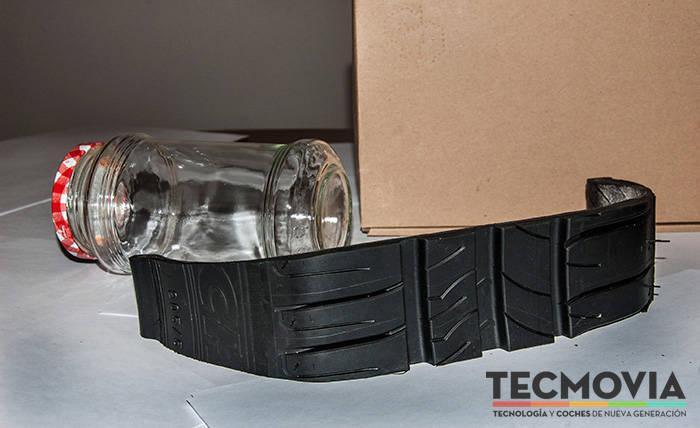 Reciclaje de neumáticos