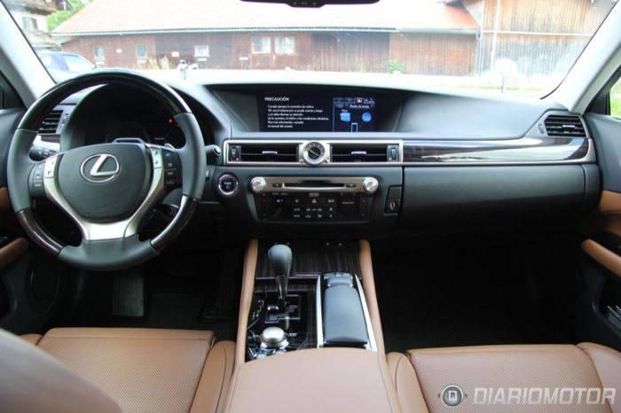 El Lexus GS 450h supera en un 40% las previsiones de ventas