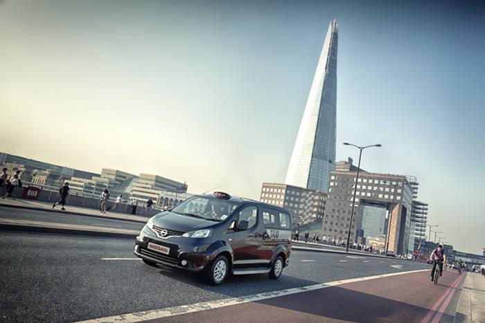 Nissan NV200 a la conquista de Londres como taxi oficial