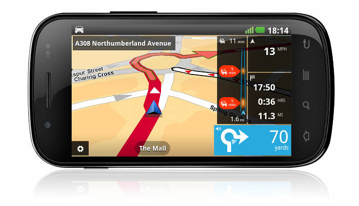 TomTom llega a Android