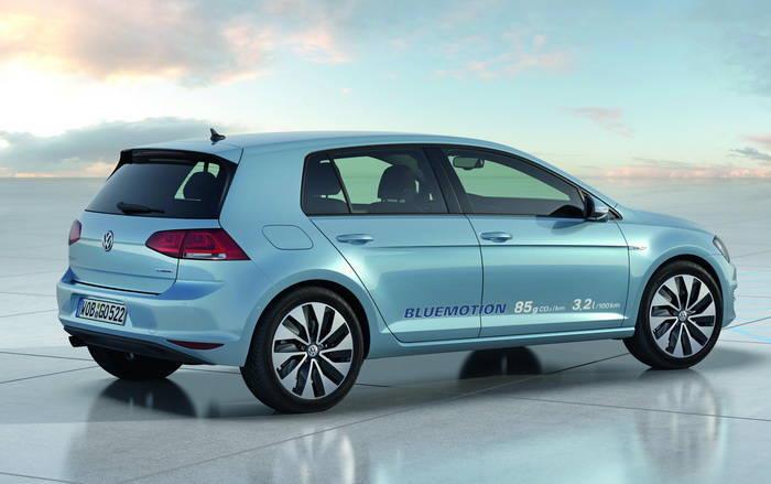 Volkswagen confirma la llegada del Golf eléctrico en 2013