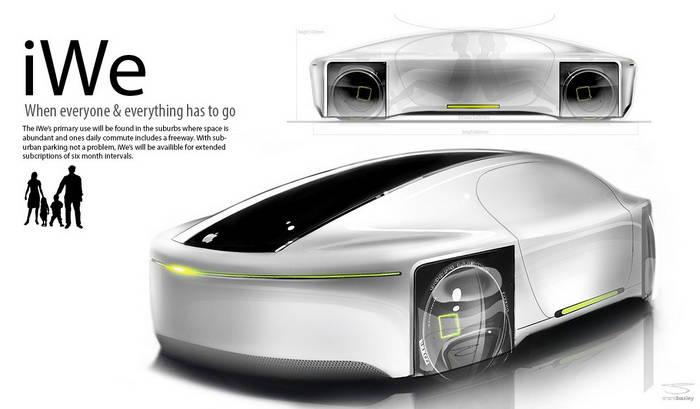 ¿Cómo sería un servicio de movilidad diseñado por Apple?