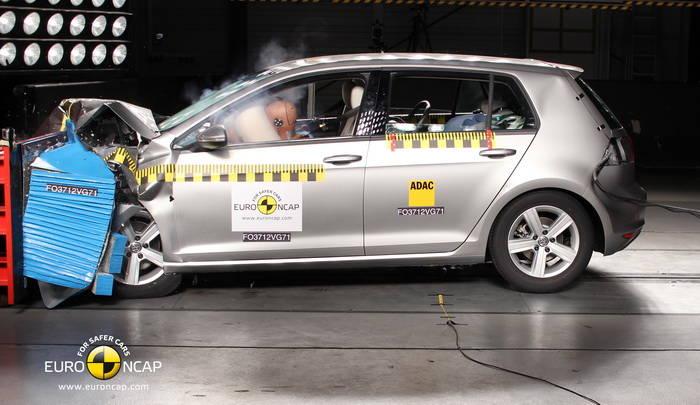 Últimos resultados EuroNCAP: Dacia Lodgy 3 estrellas y el nuevo Seat León mejor que el Volkswagen Golf